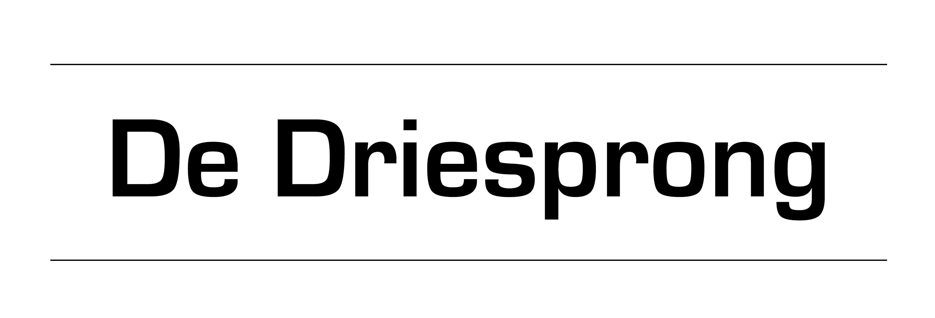 lettertype De Driesprong