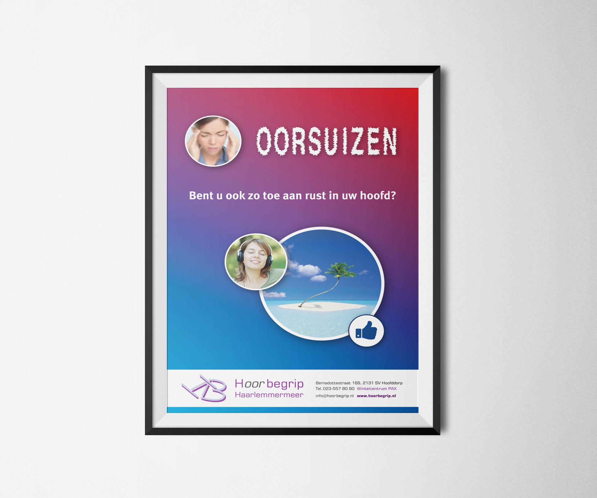 A1 poster oorsuizen