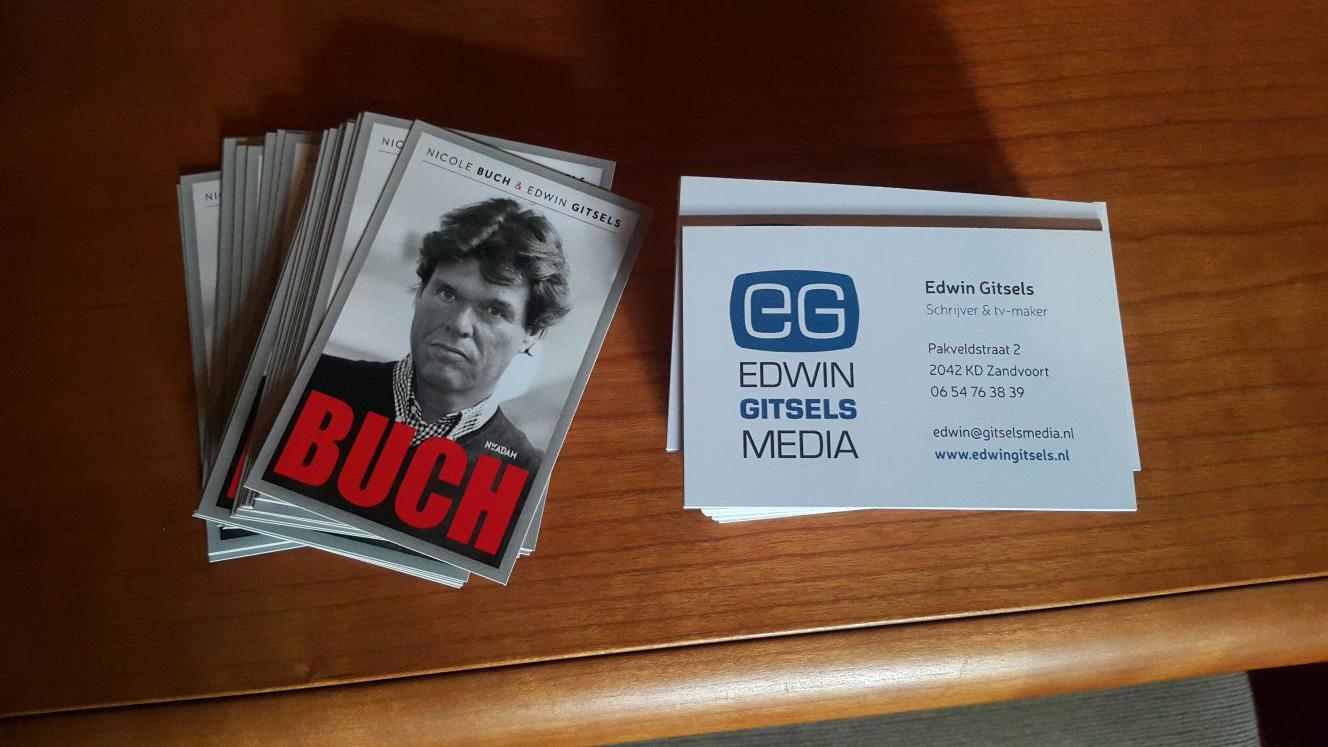 visitekaartje Edwin Gitsels Media